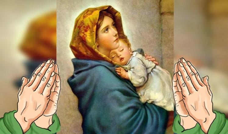 Rugăciunea rostită de mame către Domnul Iisus Hristos