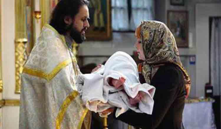Rugaciunea nasilor pentru finul de botez!