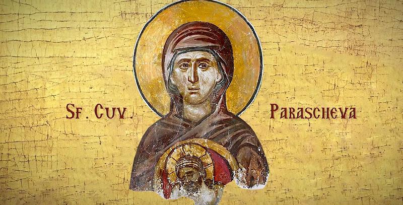 Rugaciune pentru sporul casei către Sfânta Parascheva